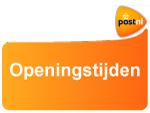 postnl openingstijden