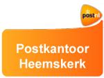 postnl postkantoor heemskerk